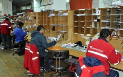 Correos de Chile viola los derechos fundamentales de sus trabajadores